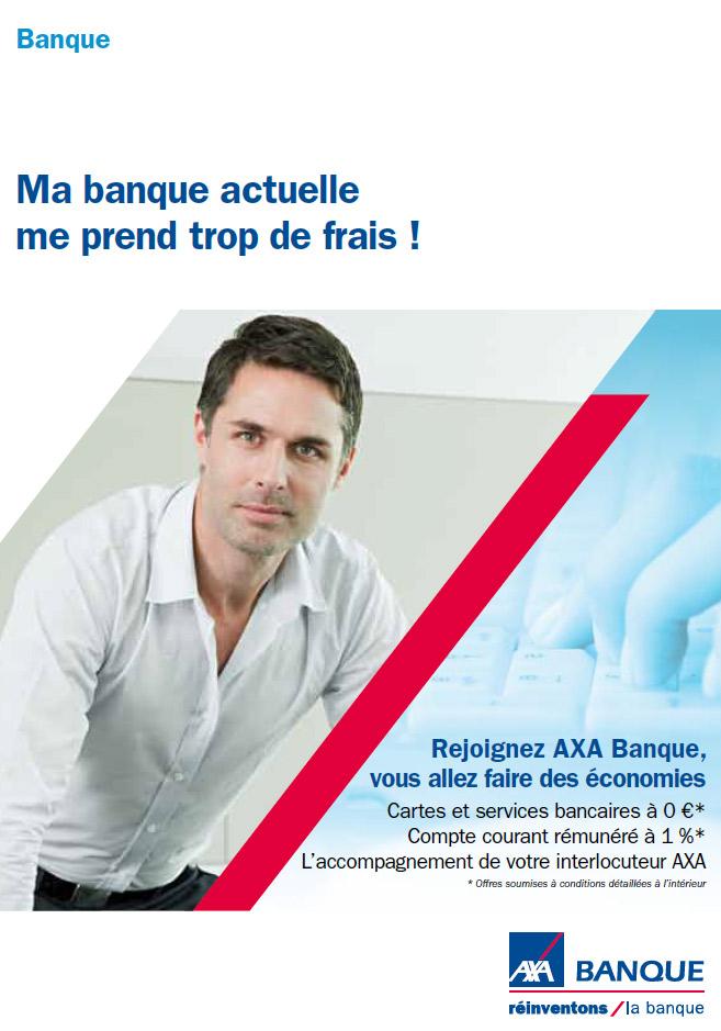 PEA Compte Titre AXA banque