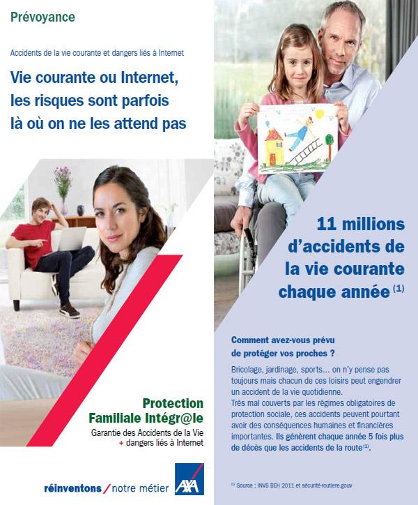 Protection familiale Prévoyance AXA Assurance
